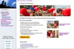 Current Collegiate Challenge beta site